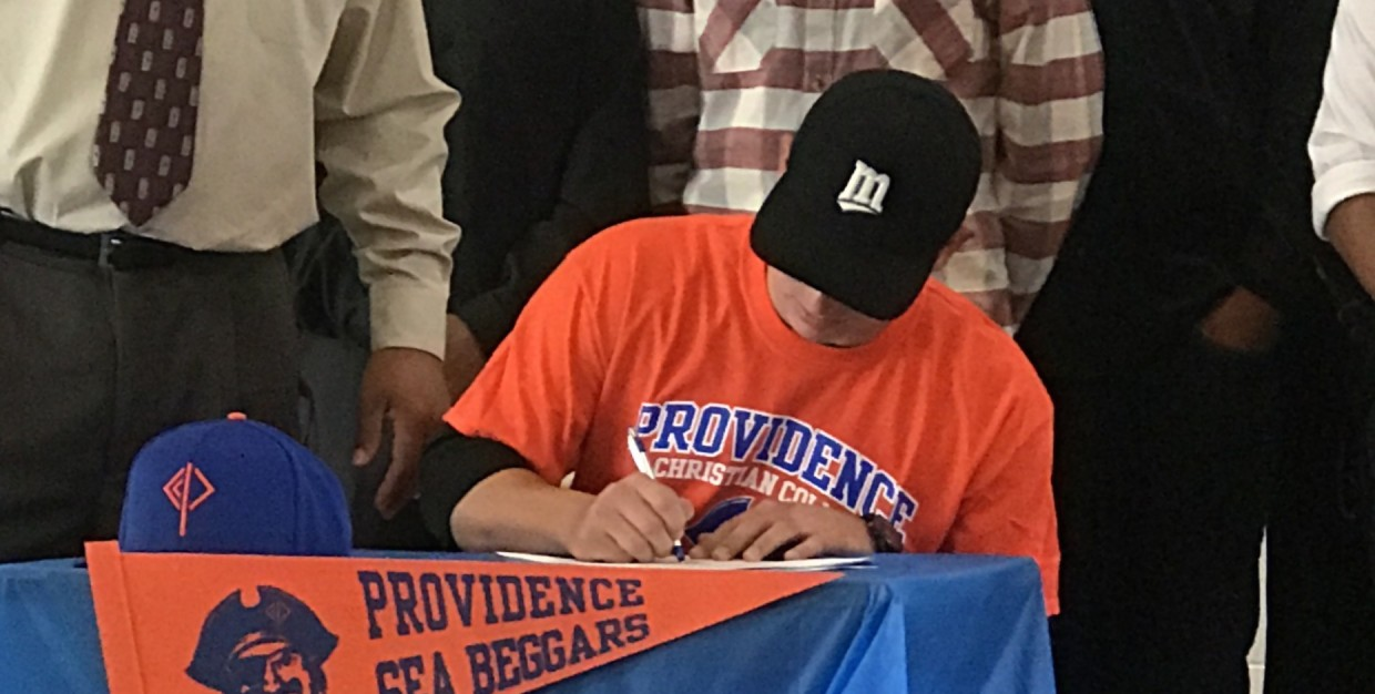 Photo for Zielomski Signs with Providence Baseball