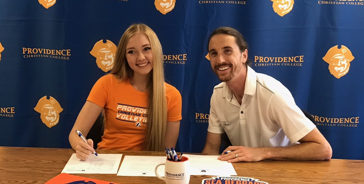 Photo for Summer Hornecker Signs Letter of Intent