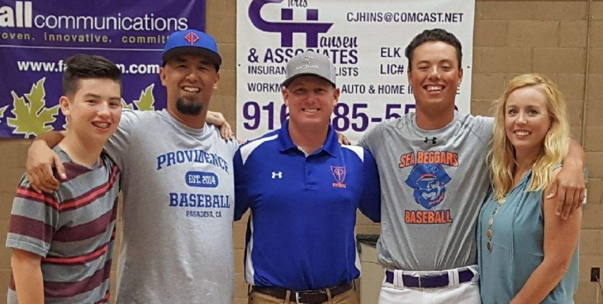 Photo for Baseball Adds Connor Lane to Incoming Class